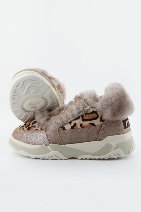 MOU ESKIMO LACE UP