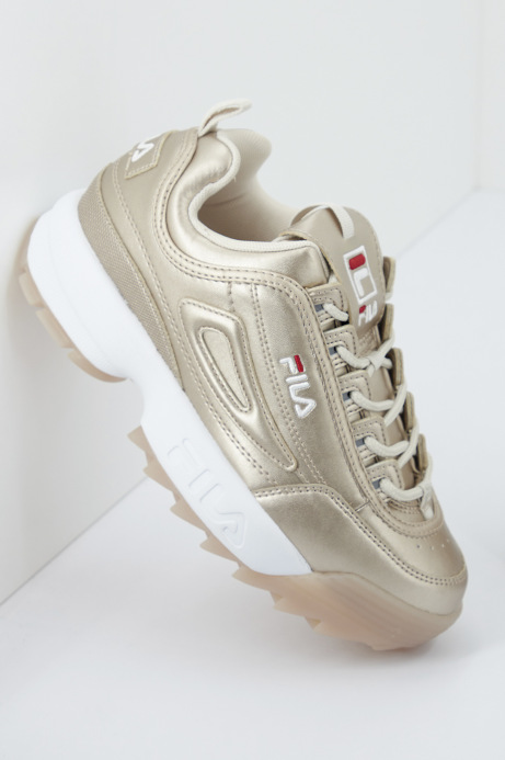 FILA DISRUPTOR GOLD