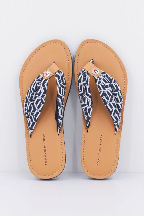 LEATHER FOOTBED TH BEACH